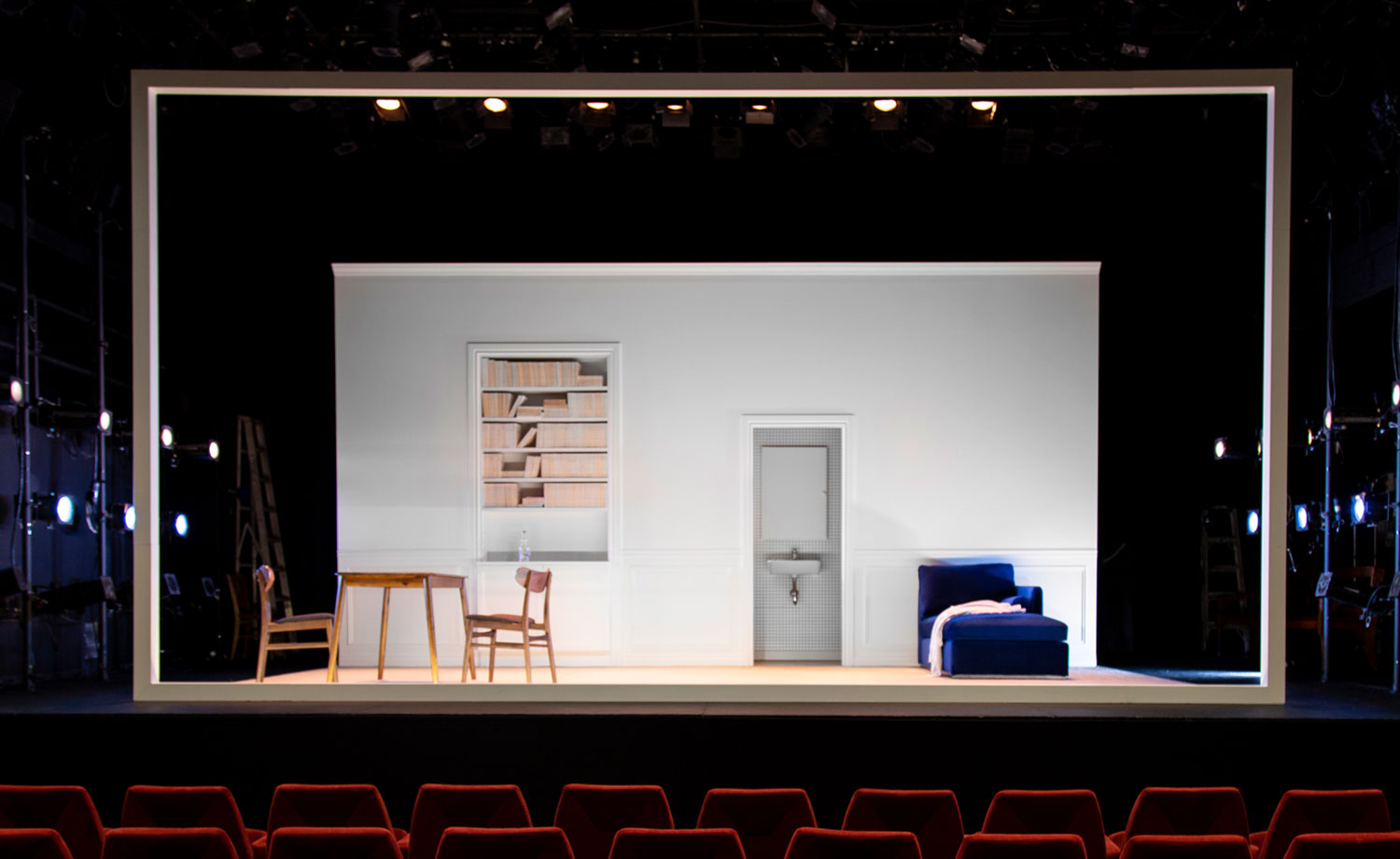 IN RESIDENCE : QUAT'SOUS THEATER